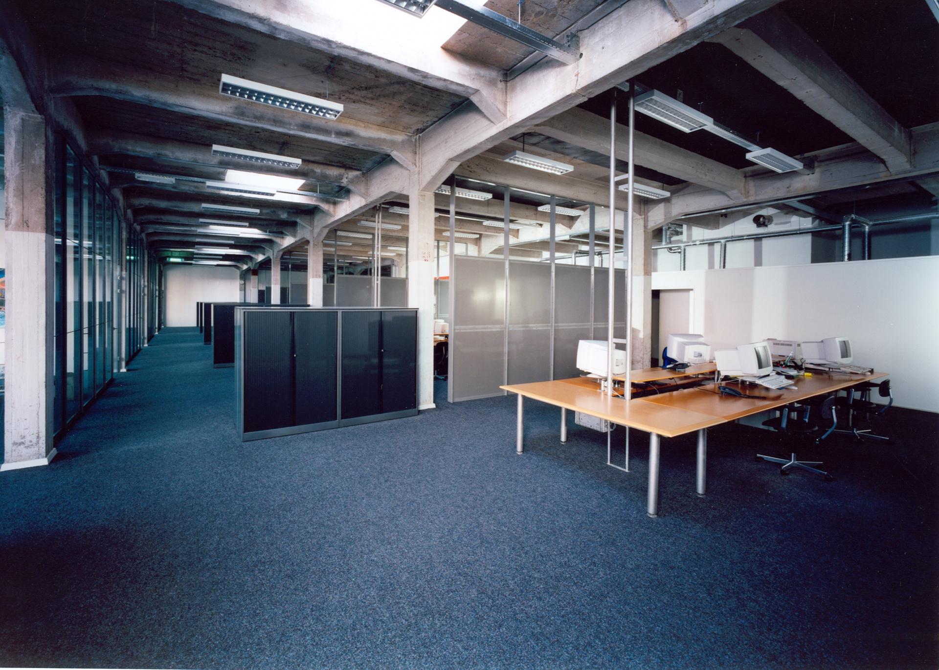 Interieur kantoor De Key - Hans van Heeswijk architecten