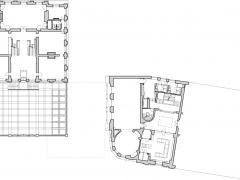 Beletage / Eerste verdieping