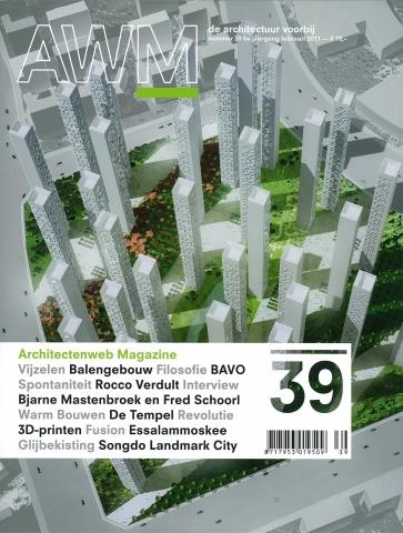 AWM #39 2011 - 'Jaren zestig'
