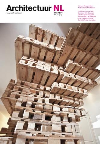 Architectuur.NL #2 2011 - 'Prettig thuiskomen op het Waterlandplein'