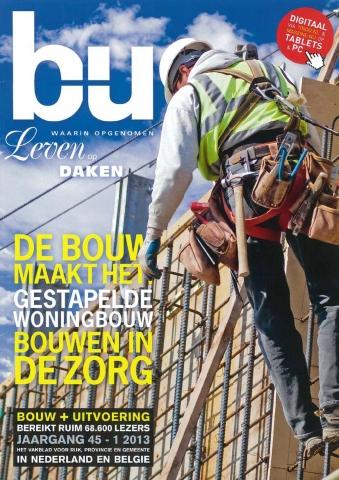 Bouw + Uitvoering #1, 2013 - 'Nieuw gemeentehuis Lansingerland'