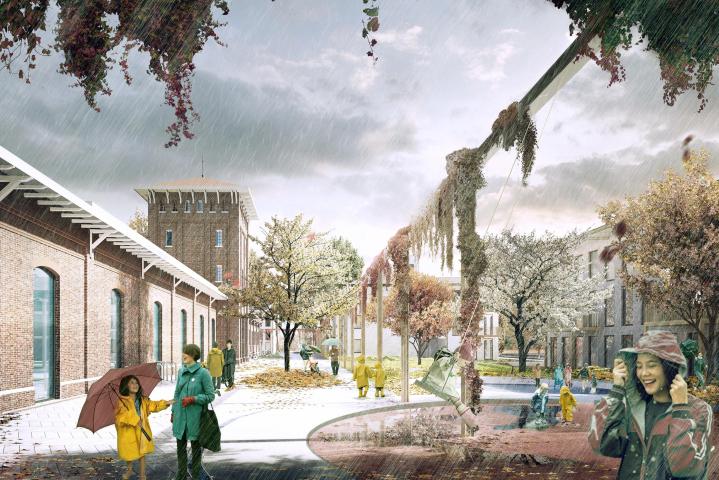 BPD / bouwbedrijf De Nijs wint gunning Slachthuisterrein.