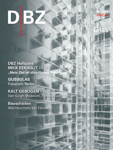 DBZ 10 | 2018, Maximale Transparenz