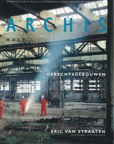 ARCHIS #12 1995 - 'Posities'