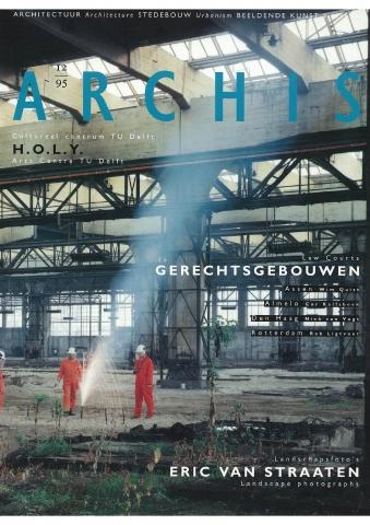 Archis #12, 1995 - 'Posities'