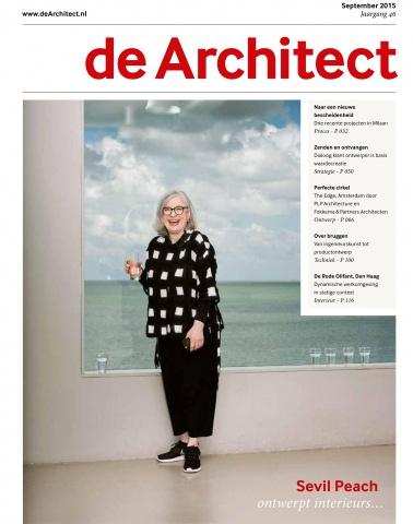 De Architect, 'Intieme grandeur aan de IJssel'
