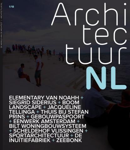 Architectuur.NL 1/18, Sportarchitectuur
