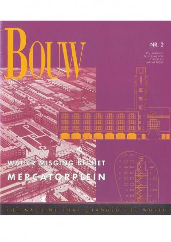 Bouw #2, 1994 - 'Bankgebouw te Haarlem'