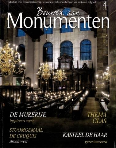 Bouwen aan Monumenten #4, 2010 - 'De Muzerije inspireert weer'