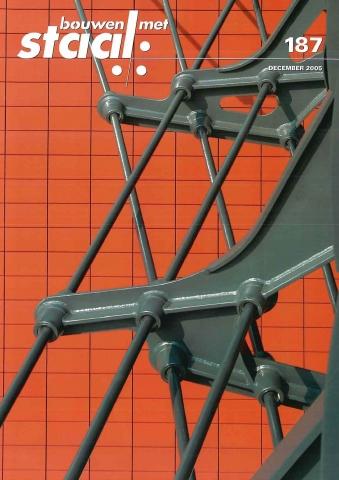 Bouwen met Staal, december 2005 - 'Klassiek concept dynamisch'