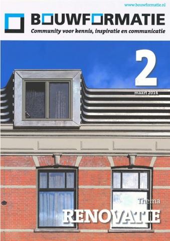 Bouwformatie #2, 2014 - 'Nieuw leven voor de galerijflat'