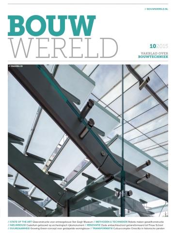 BOUWWERELD #10 - dec 2014, 'De grond in voor het Mauritshuis'