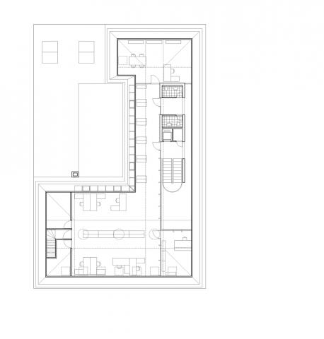 Tweede verdieping / zolder