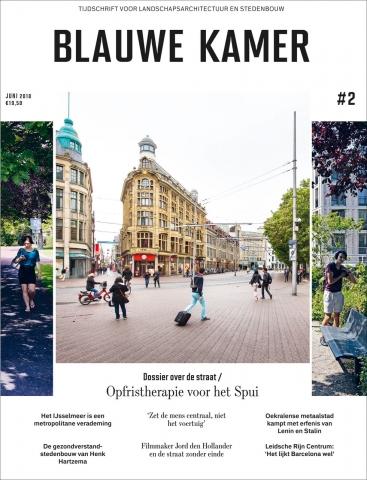 BLAUWE KAMER nr 2 - 2018, 'Harmonie tussen dorp en museum in Gorssel'