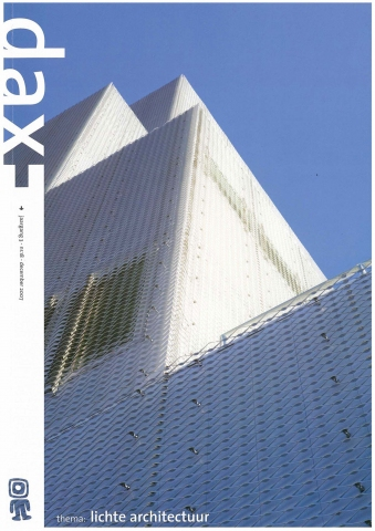 Dax #18, 2007 - 'Gemeentehuis en bibliotheek Heerhugowaard'