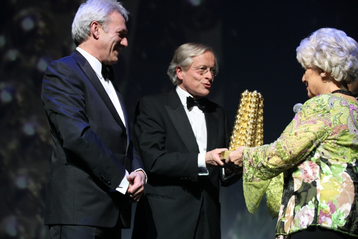 Hermitage wint de Nederlandse Bouwprijs 2011