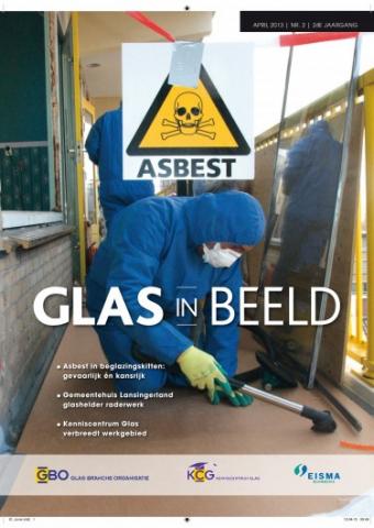 GLAS IN BEELD, april 2013 - 'Gemeentehuis Lansingerland, Glashelder raderwerk'