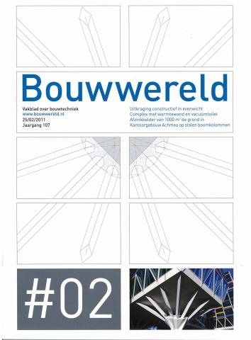 Bouwwereld #2, Winnaars Nederlandse Bouwprijs 2011