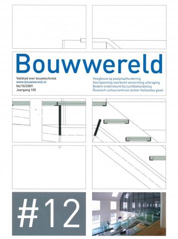 Bouwwereld #12, 'Russisch cultuurcentrum achter Hollandse gevel'