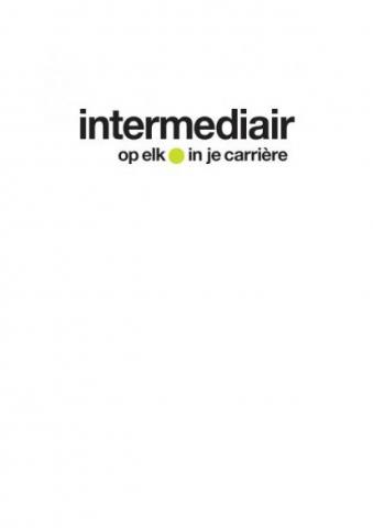 Intermediair #26, 1997 - 'Geluidsscherm voor de A16'