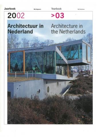 Jaarboek Architectuur in Nederland 2002/2003 - 'Metrostation'