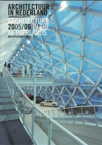 Jaarboek Architectuur in Nederland, 2005/2006 - 'IJtram, halte Rietlanden'