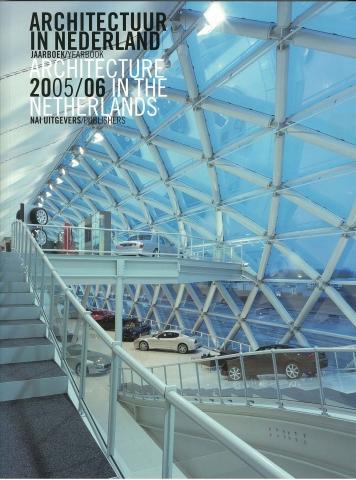 Architectuur in Nederland, Jaarboek 2005/06 - 'IJtram, halte Rietlanden'