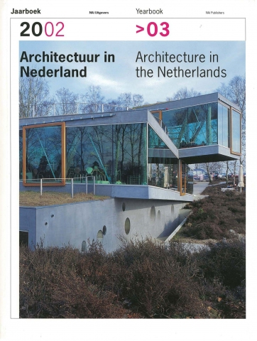Architectuur in Nederland 2002/03 - 'Metrostation Parkweg'