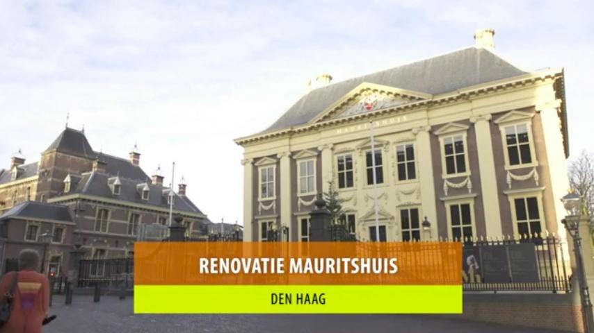 Mauritshuis genomineerd voor De Nederlandse Bouwprijs.