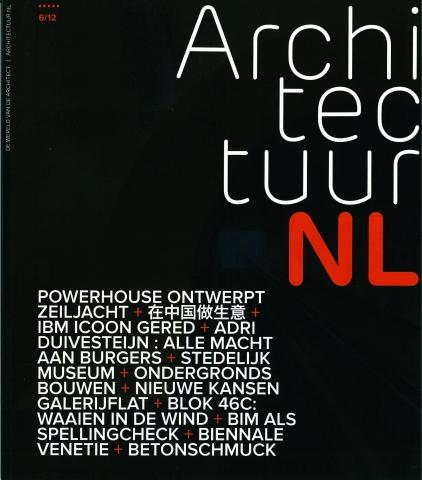 Architectuur.NL 6/12 - Tabula Rasa