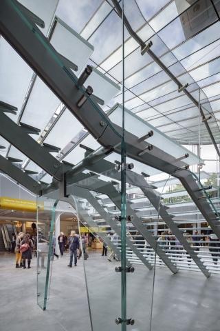 Lezing Hans van Heeswijk: Innovatief en constructief gebruik van glas.