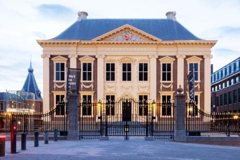 Lezing Hans van Heeswijk over het Mauritshuis.