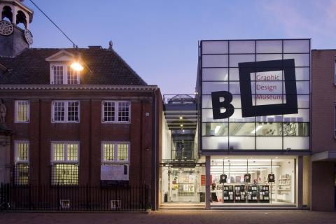 Pers Stedelijk Museum - Breda