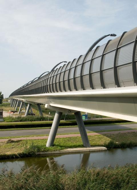 Viaducten over rijksweg A4, Leidschendam