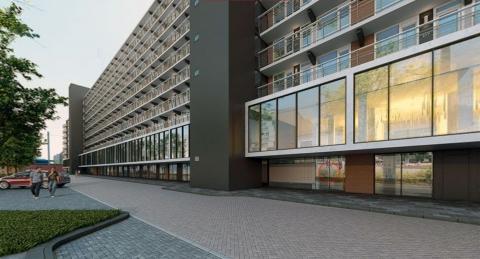 Hans van Heeswijk architecten ontwerpt interieur kantoor Vesteda in De Boel.