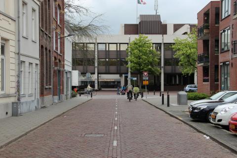 Start ontwerp renovatie stadskantoor Roosendaal.