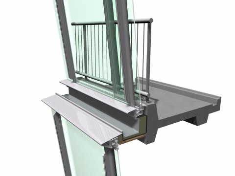 Profielserie aluminium schuifpuien