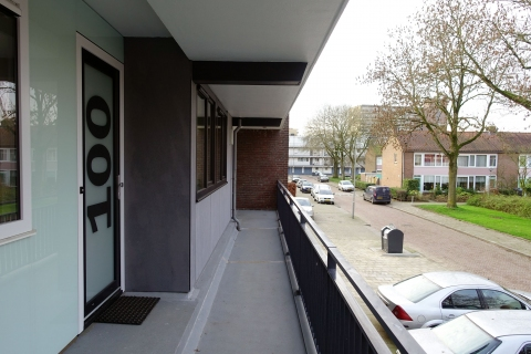 Renovatie afgerond appartementen Presikhaaf Arnhem.