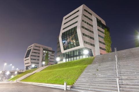 hans van heeswijk architecten ontwerpt interieur kantoor davids advocaten amsterdam