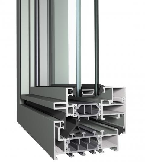 Nieuwe profielseries voor Reynaers Aluminium.