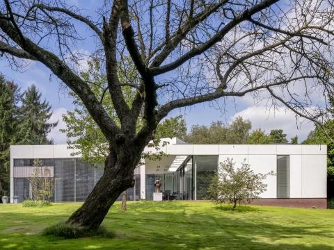 Nieuwe villa in Eindhoven.