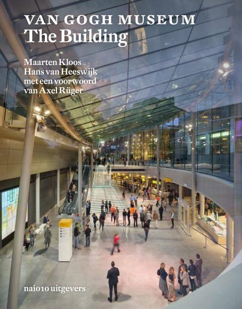 Nieuw boek over het entreegebouw Van Gogh Museum.