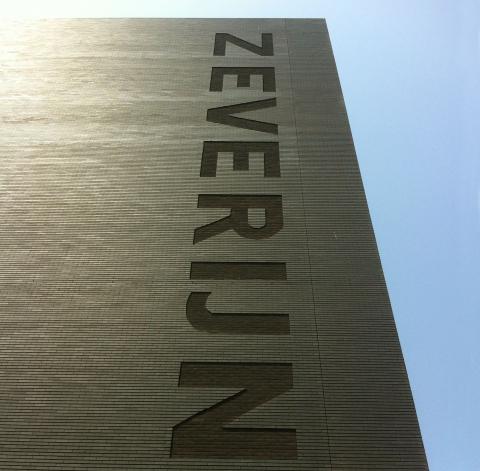 Renovatie kopgevels Zeverijn opgeleverd.